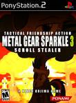 Metal Gear Sparkle 3: Scroll Stealer