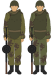 Assault Engineer's and Sappers - Circa 1941-45