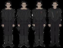 Cardassian Military - Circa 2370s (Dominion War)