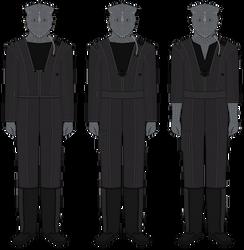 Jem' Hadar Uniform - Circa 2373 by JoeyLock