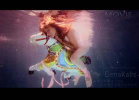 Underwater Carousel by SachaKalis