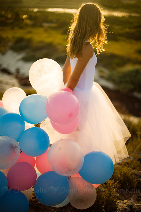 Balloons by SachaKalis