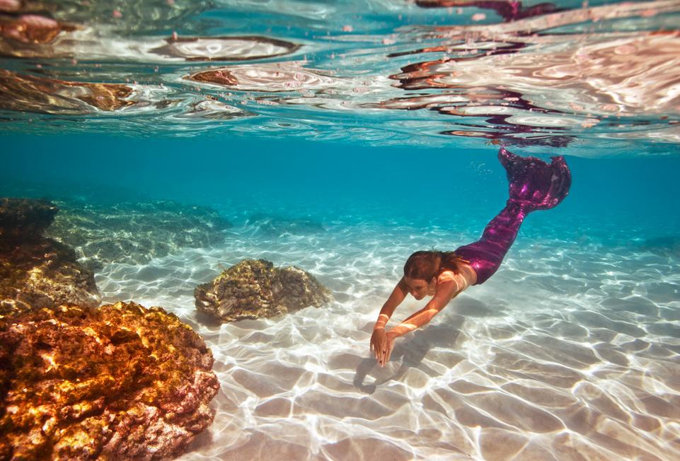 Mermaid by SachaKalis