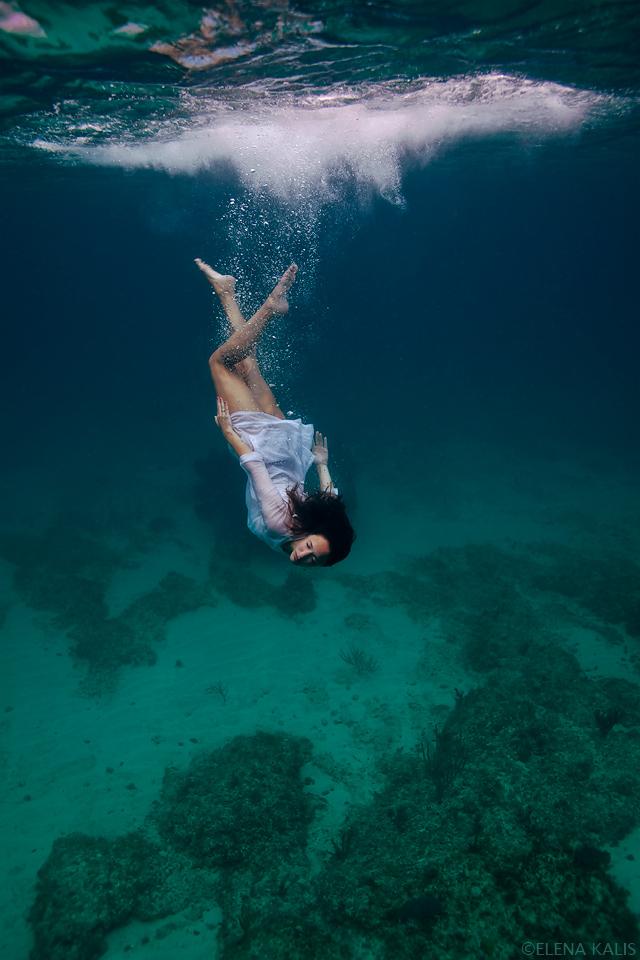 Just keep diving down ... by SachaKalis