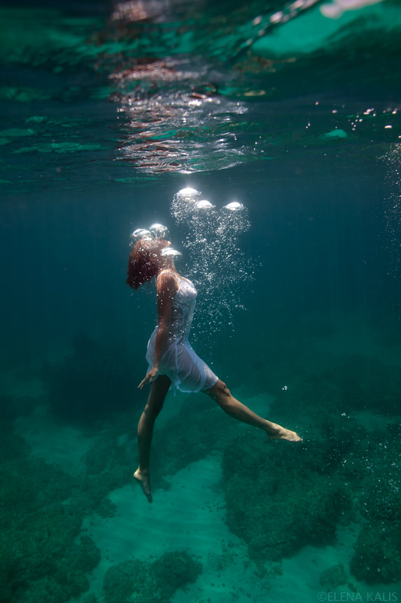 Ocean Dance by SachaKalis
