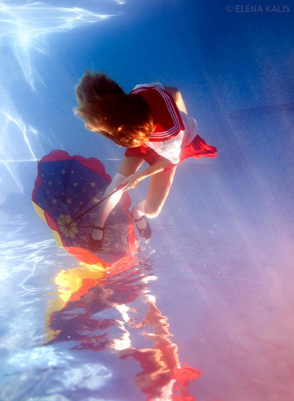 Water Blast by SachaKalis
