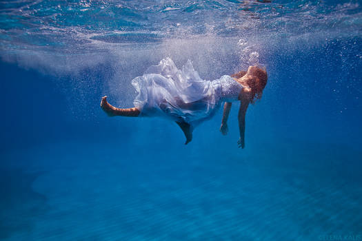 I feel like I'm sinking...