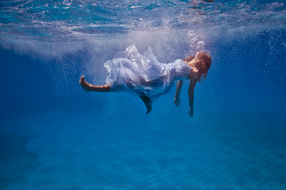 I feel like I'm sinking... by SachaKalis