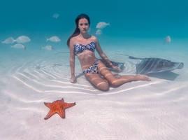 Ocean Dwellers by SachaKalis