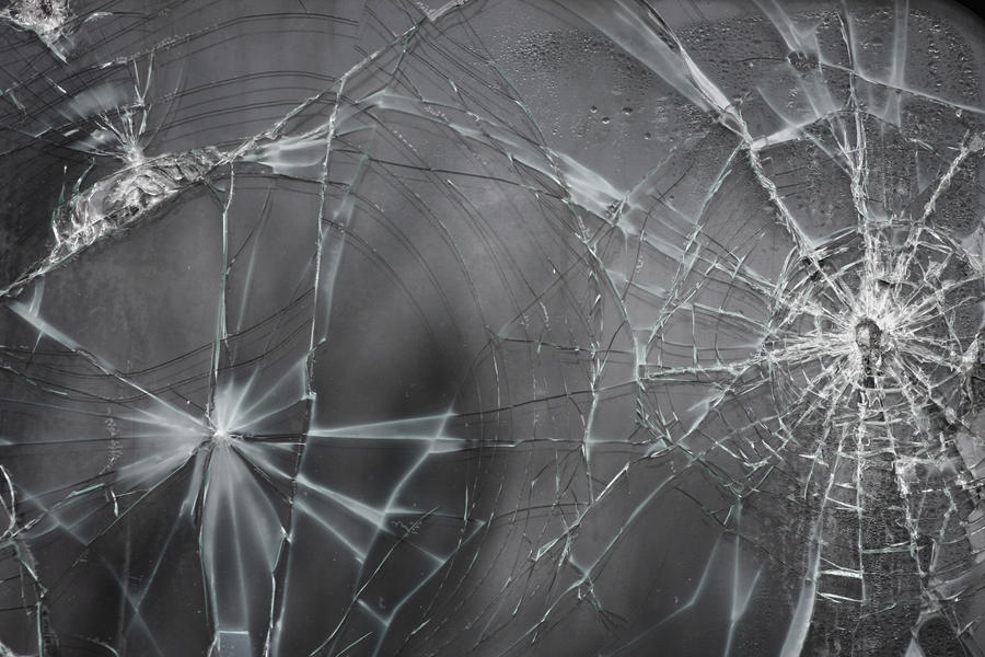 Cracked Glass Texture II