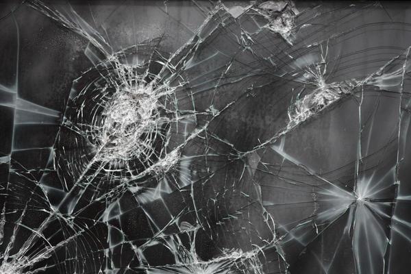 Cracked Glass Texture III