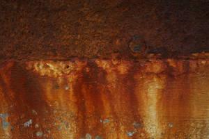 Bleeding Rust Texture I by EverythingIsInStock