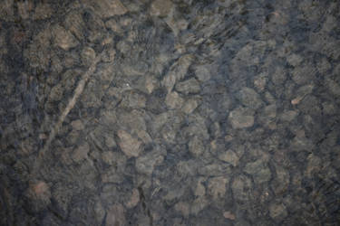 Stock 0102 - Water and Rocks by EverythingIsInStock