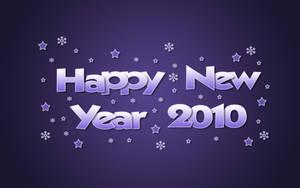 Happy New Year 2010 by Del11boy