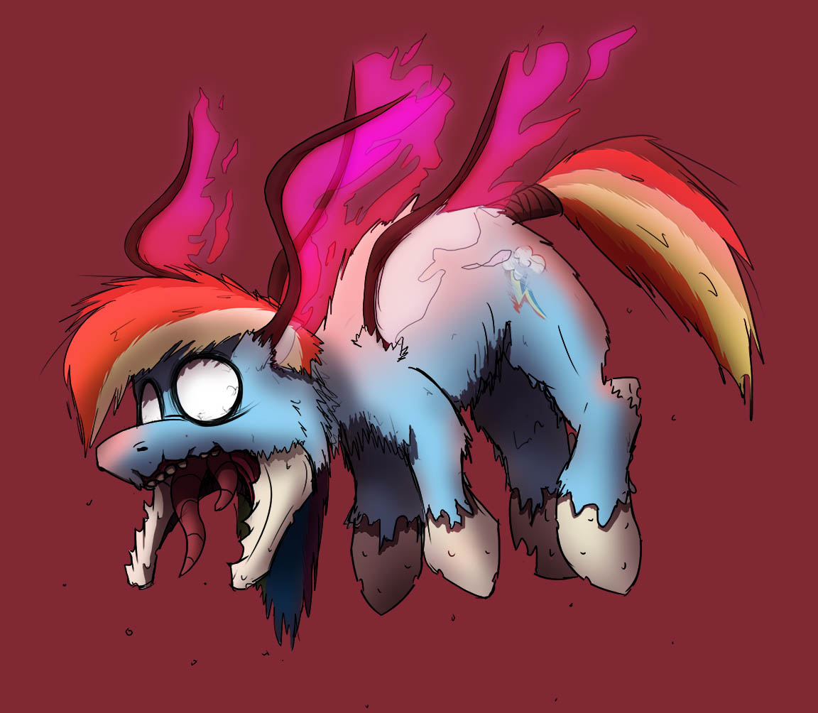 Demon Dash by Ikarooz