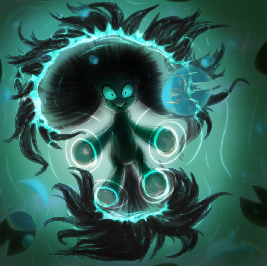 Swampnix by Ikarooz