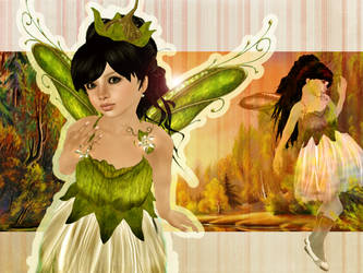 SL- The Tale of a Fairy by Marianne-Blacklands