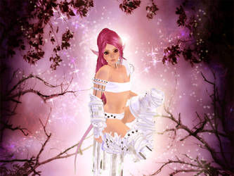 SL- She is not a Fairy by Marianne-Blacklands