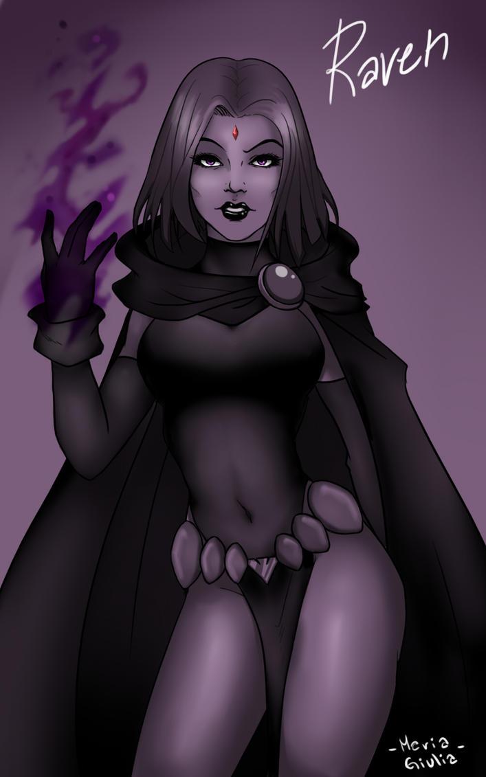 Raven by mghyuga