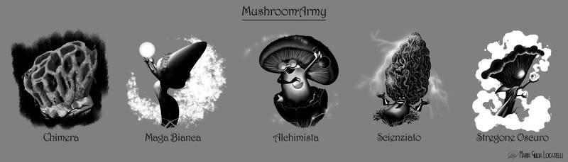 Mushroom Army