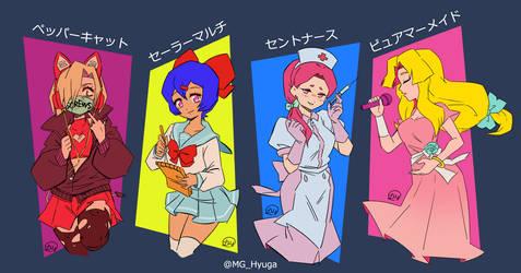RoboGirls