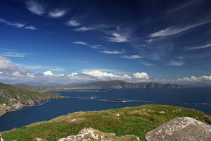 Achill Island from Above