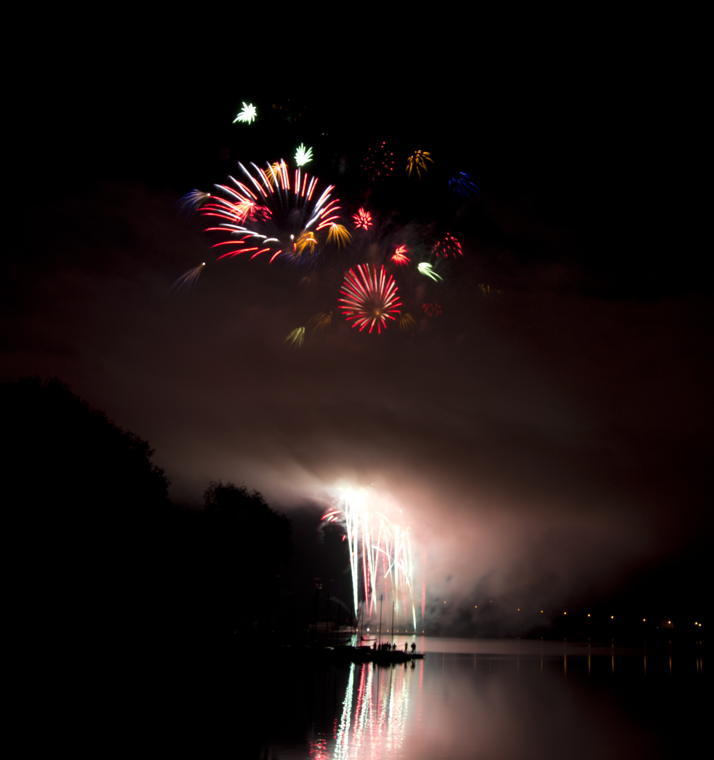 Fireworks Ignis Brunensis #6 by Utopia308
