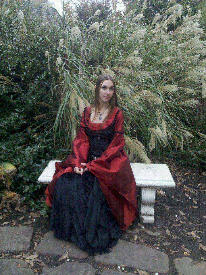 Arwen by wiccanrenegade