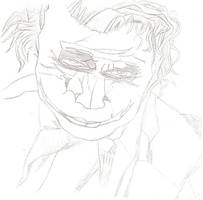 The Joker is back by chrisw12355