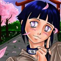 Hinata 4 The Lovely Ms. Buhmee by Mitsuko-Ume