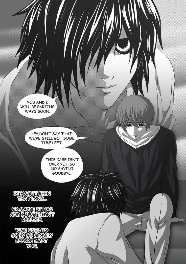 Death Note Doujinshi Page 45 by Shaami on DeviantArt