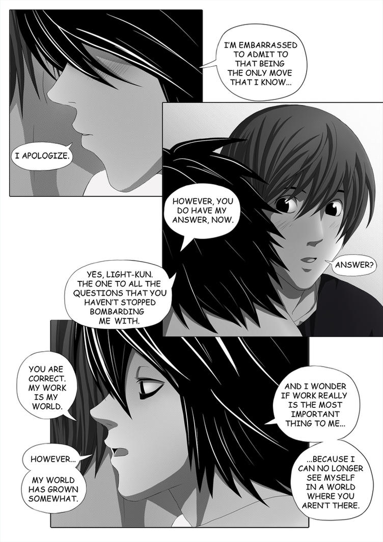 Note Doujinshi Page 79 by Shaami on DeviantArt