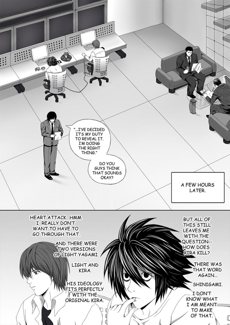 Note Doujinshi Page 119 by Shaami on DeviantArt