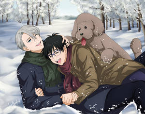 Yuri!!! on Ice ~Family~