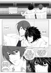 Death Note Doujinshi Page 128