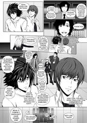 Death Note Doujinshi Page 147 by Shaami