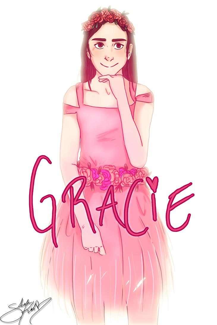 Gracie by SlendersKid