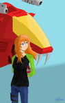 Zoids OC: Katherine Blakeborough by pika247