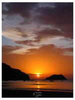 Playa El Coco by OzZcr