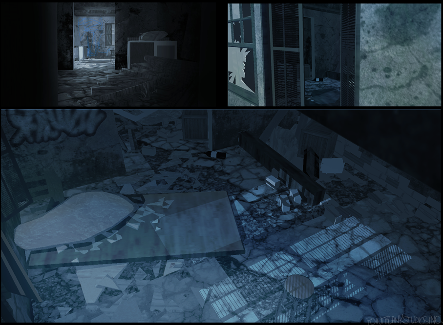 Abandoned Apartment Concept By Activoid On Deviantart