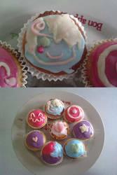 Cupcake Sanji