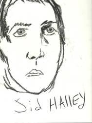 Mike Gwilym aka Sid Halley by GreenandPleasant