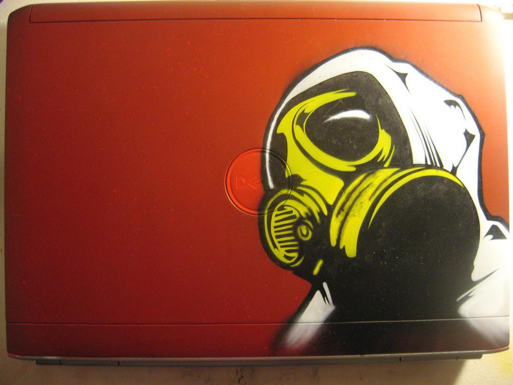 Gasmask Stencil by AdomasWillKill on DeviantArt