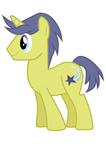 Comet Tail (Pony Vector)