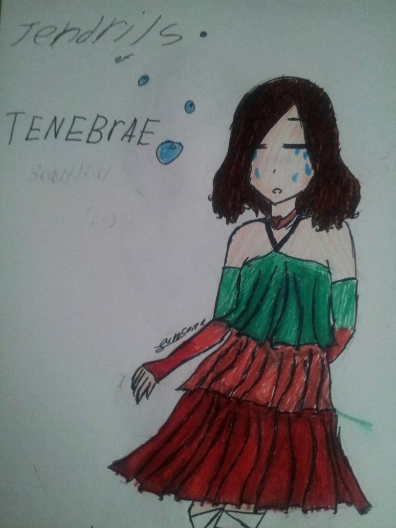 Tendrils Of Tenebrae by LunsanaRose312