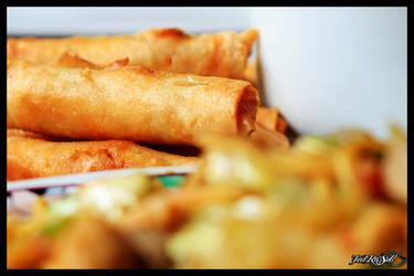 Tinapa Rolls ng Chef Mau by jedthyknight