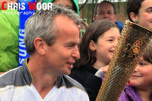 Olympic Torch Relay (8th July 2012)