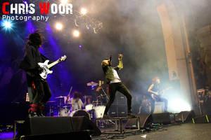 Crossfaith - Kerrang! Tour 2014