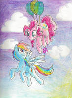 Other ways to Soar by PrehistoricPlague