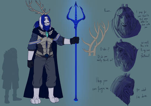 Manictale Character Reference - Asgore